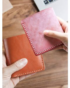DIY leather wallet / DIY wallet full package