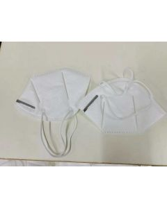 Disposable KN95 Mask Soft Breathable Protective Antiviral Mask PM 2.5 Safety Anti Micro Particles Dust 95% Filtration n95 Masks